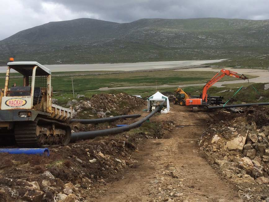 West Harris trust Hydro scheme